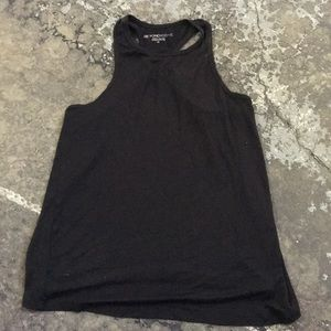 Beyond Yoga black tank with open back 58167